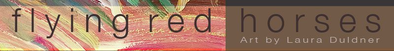 Flying Red Horses Website Banner